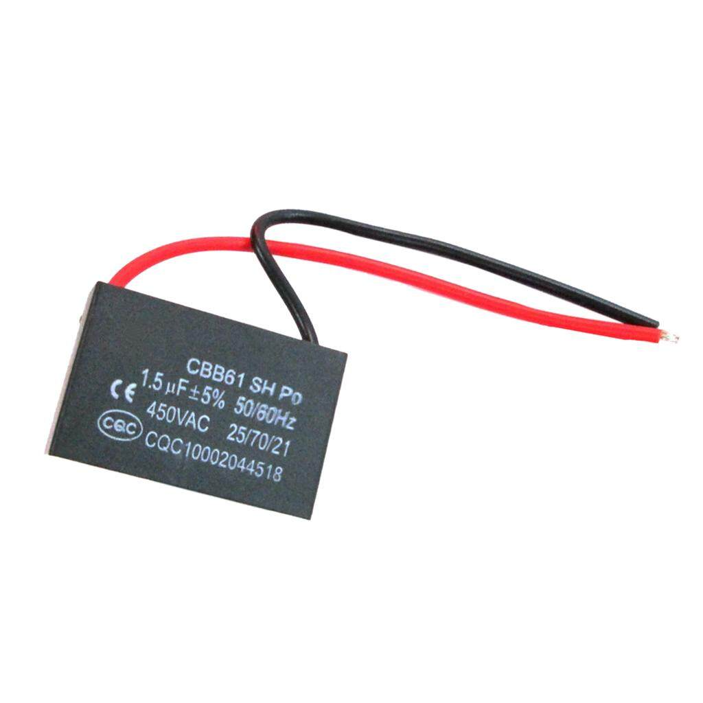 Ignition Capacitors For Sale Automotive Online Brands 40 Mfd Capacitor Ac Motor Wiring Diagram Miracle Shining Cbb60 450v 15uf Drive Capacitance Metal Film White