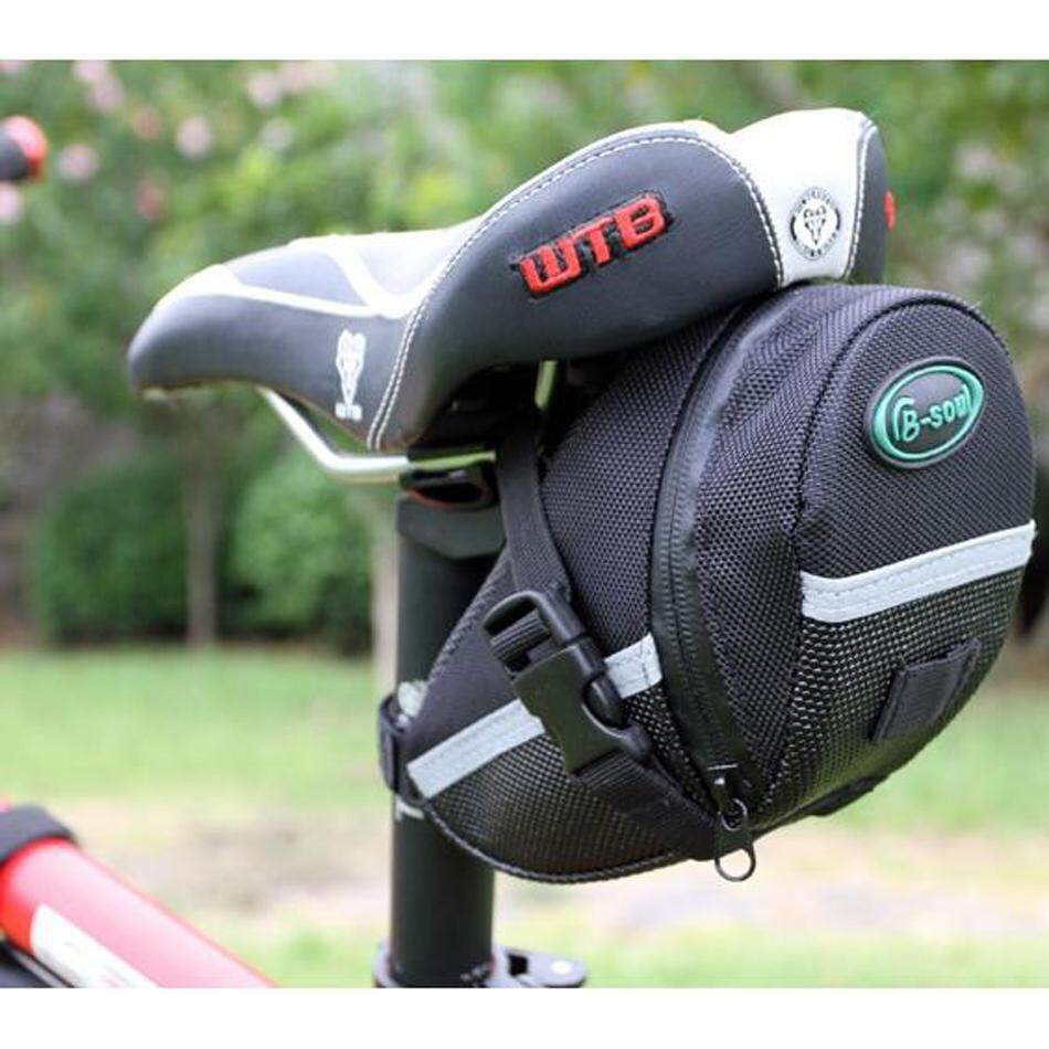 B-SOUL Bicycle Bike Tube Saddle Seat Pouch Bag Cycling MTB Road Bike