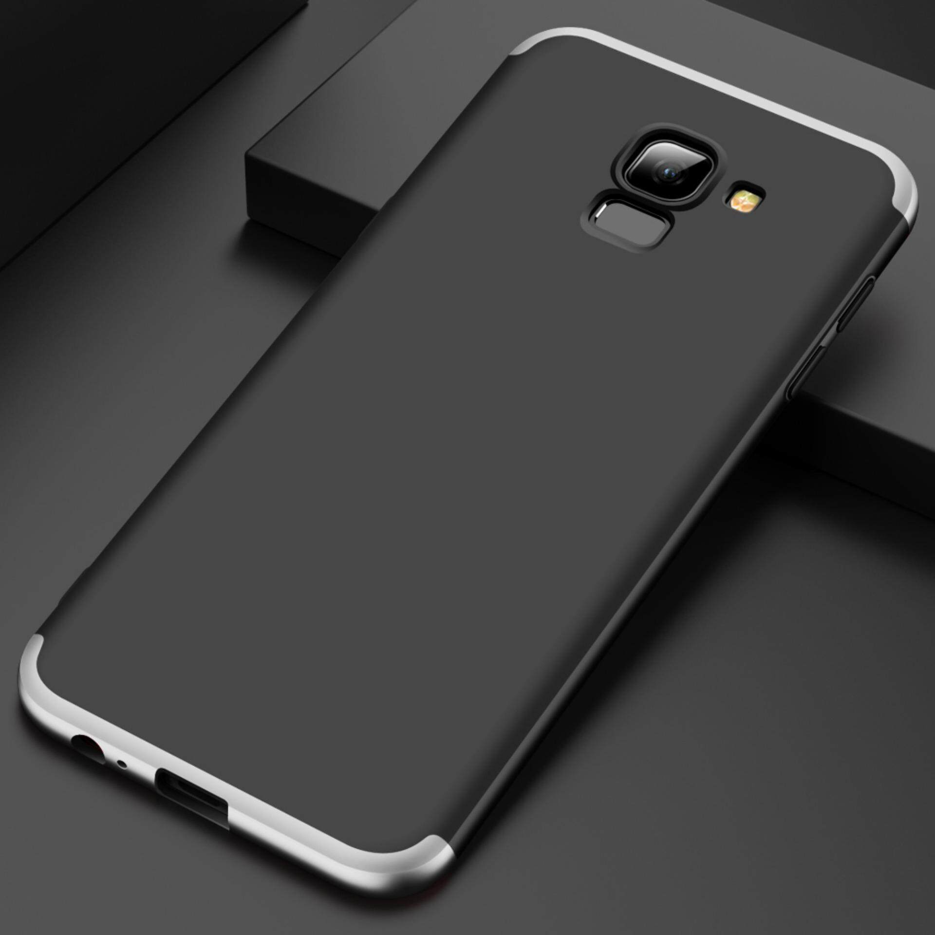 Features 360 Degree Full Cover 3in1 Combo Phone Case For Samsung