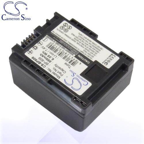 Premium Battery for Canon Vixia HG20 FS10 Flash Memory Camcorder Vixia FS100