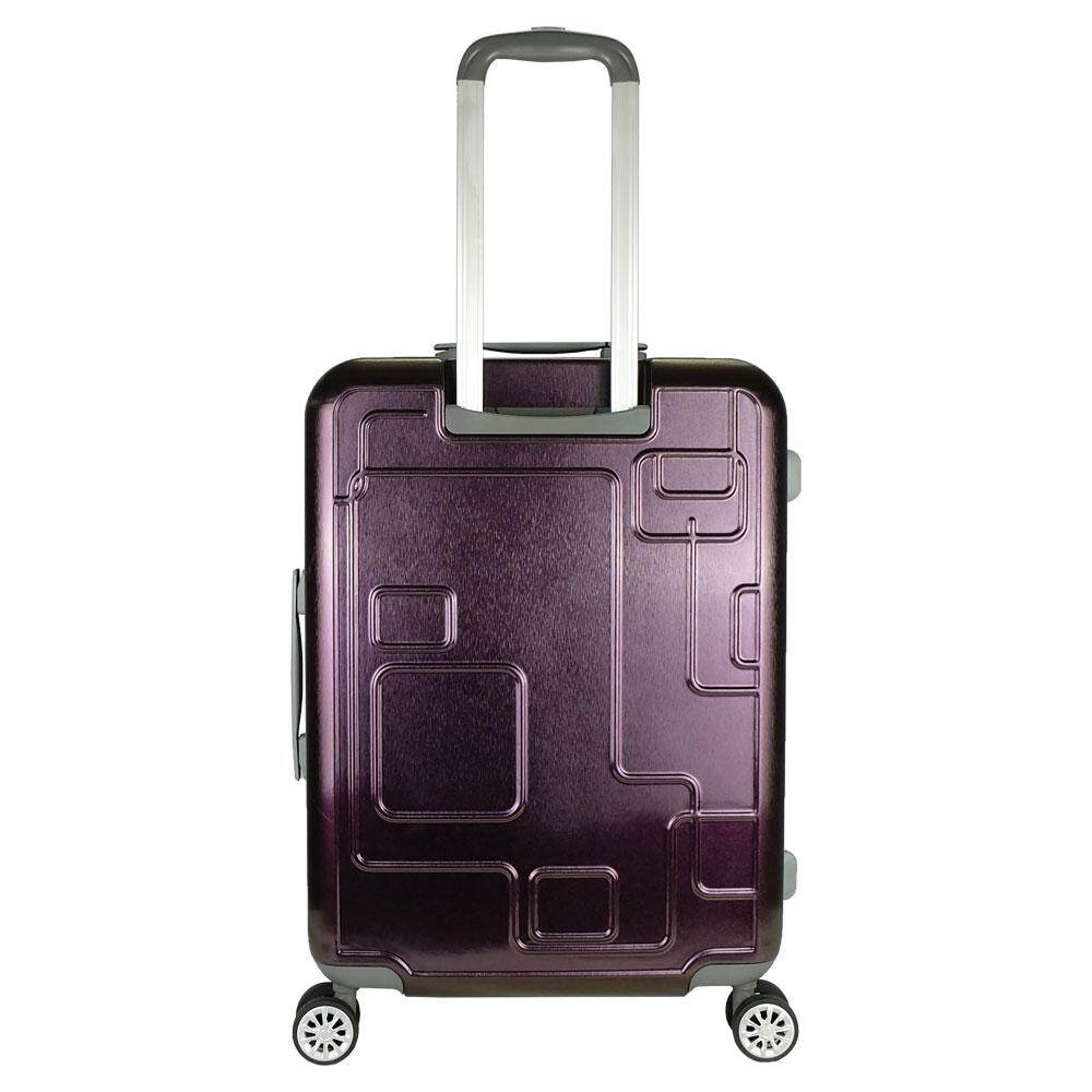 Giordano GA1793 20 inch PC+ABS Expendable Hard Case Trolley With TSA Lock Luggage Bag