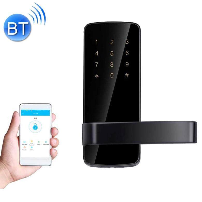 Hình ảnh OS8816BLE Bluetooth Smart Door Lock, Mobile Phone APP Remote Unlock, Zinc Alloy Material, with Mechanism Keys