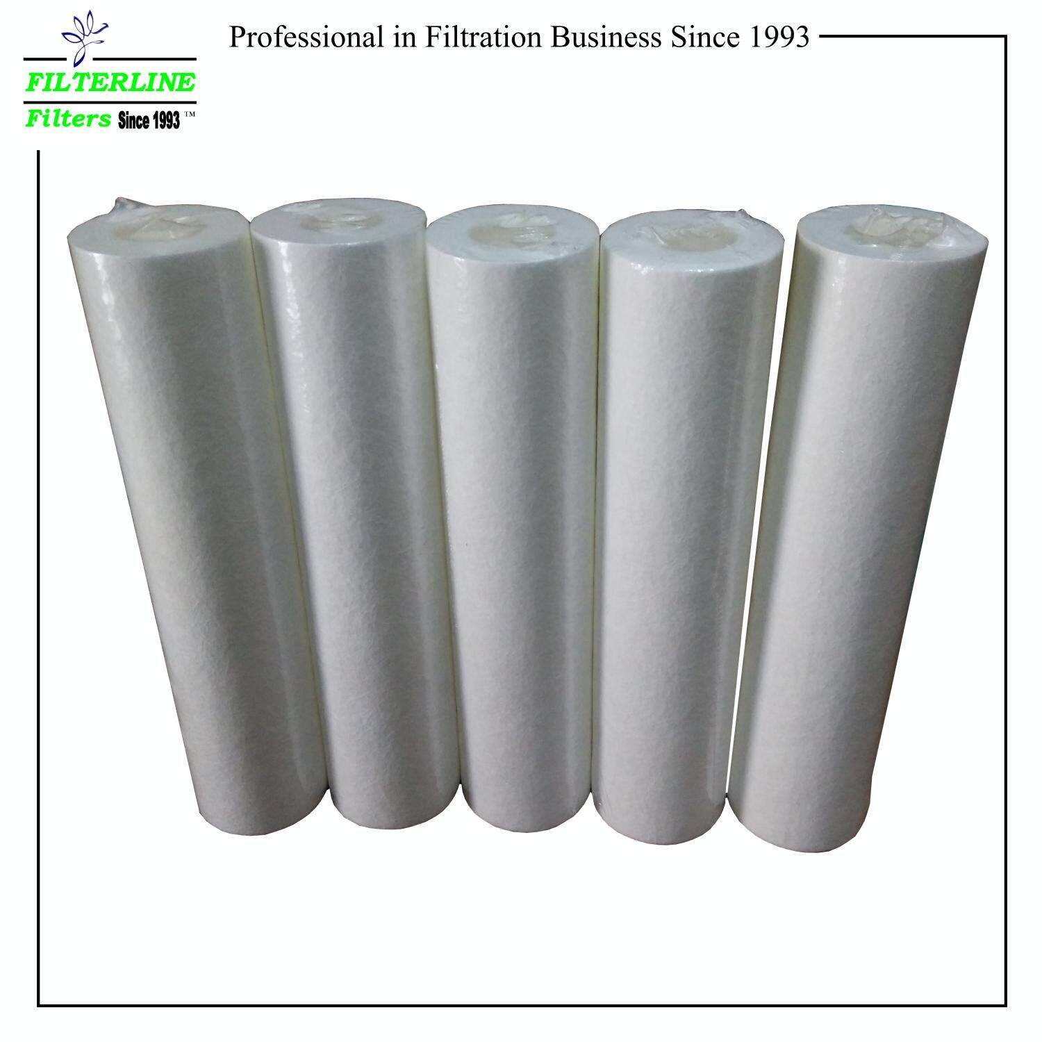 "{5pcs/Set} (10"" 1micron) Korea PP Water Filter Replacement Cartridge"