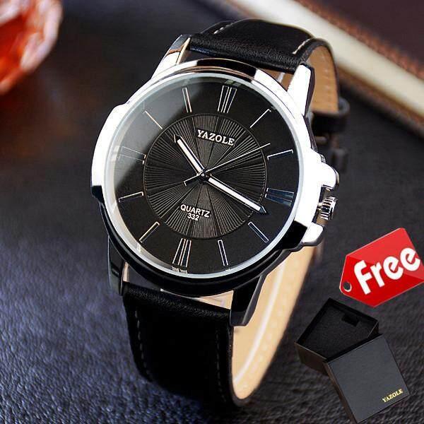Yazole Wristwatch Male Clock Quartz Watch Men Top Brand Luxury Famous Wrist Watch Business Quartz-