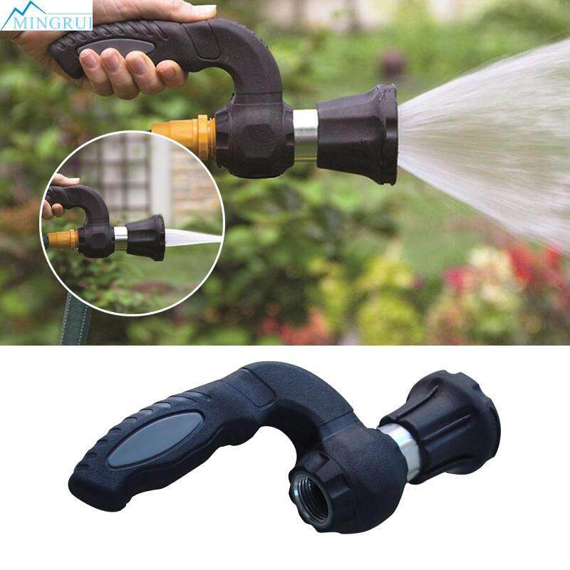 Mighty Blaster Spray Nozzle Car Garden Hose Watering Flower Plant Washing Tool