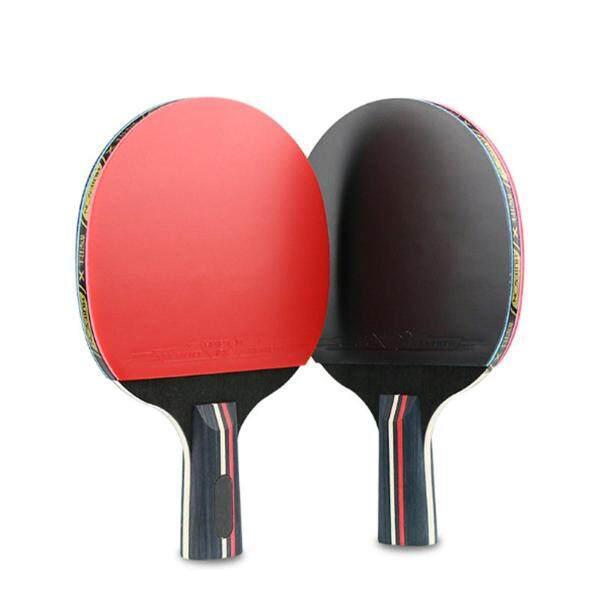 Bảng giá Cặp Của 3 Stars Bảng Vợt Tennis Vợt Bóng Bàn W/3 Quả Bóng + Túi Đựng Set # Ngang Vợt-2 Ngang Hàng