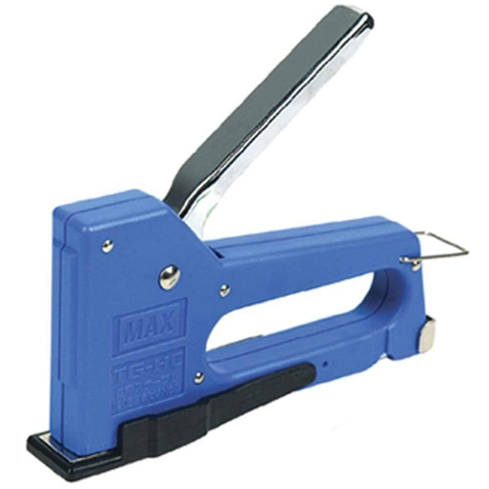 MAX TG-HC Gun Tacker Stapler - Clinching Feature