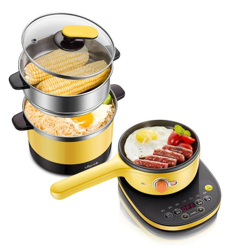 Bear Zdq-C18q2 Egg Cooker Intelligent Electric Cooker Mini Multifunction Breakfast Machine - Intl By She Love.