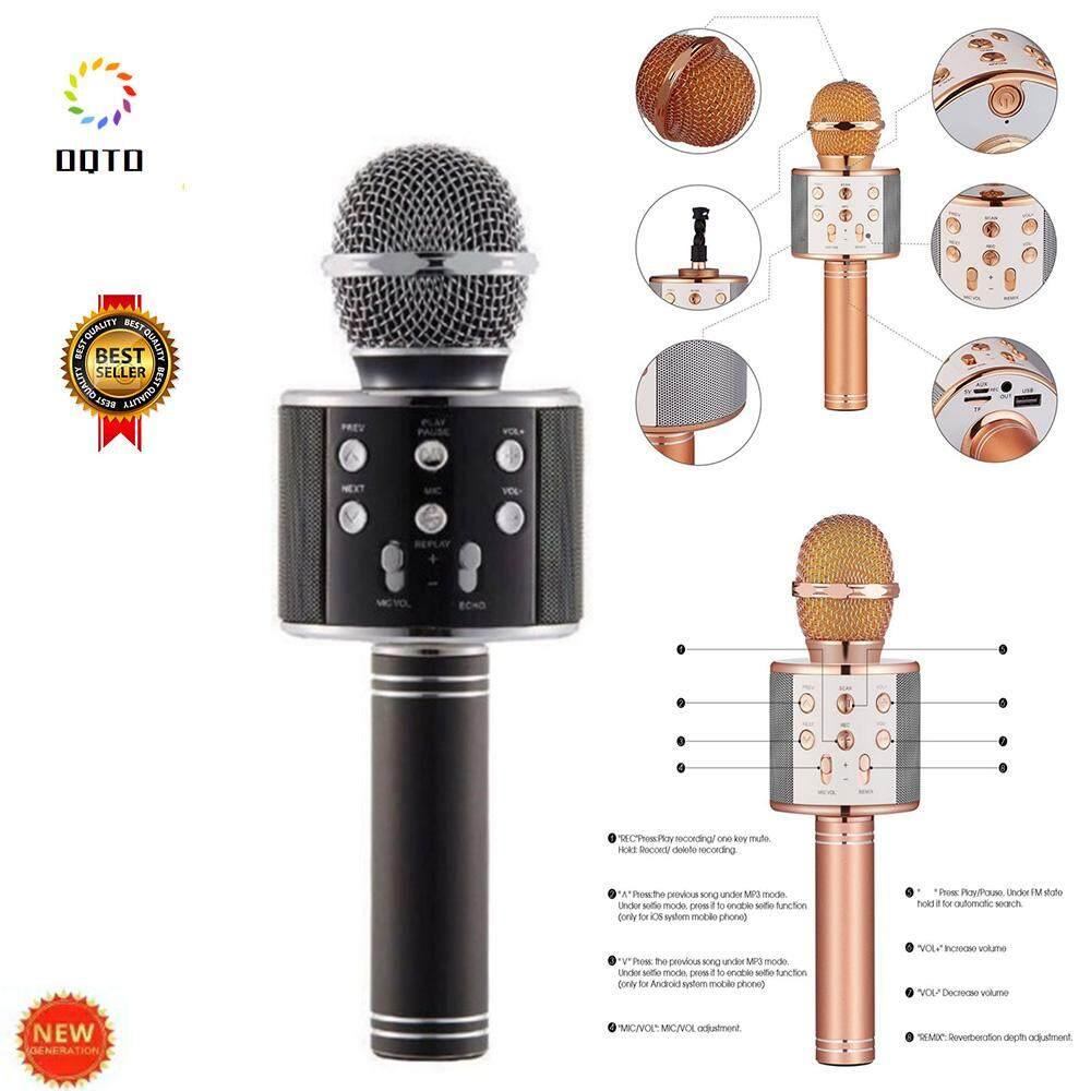 Unterhaltungselektronik Wired Karaoke Handheld Mikrofon Usb Ktv Player Mic Lautsprecher Rekord Musik Mikrofone Mic Handheld Pro Dynamische Mikrofon