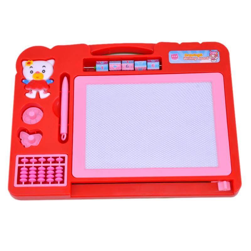 Mua Nhỏ bảng đen, đa chức năng xếp hình, trẻ em viết và vẽ