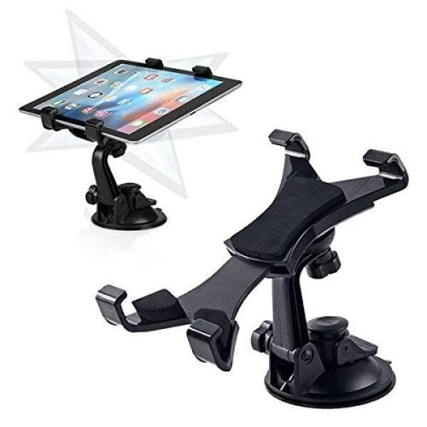 Tablet Mounts Accessories Tablet Car Mount Holder, LinkStyle Windshield Dashboard Tablet Mount Holder Universal Adjustable