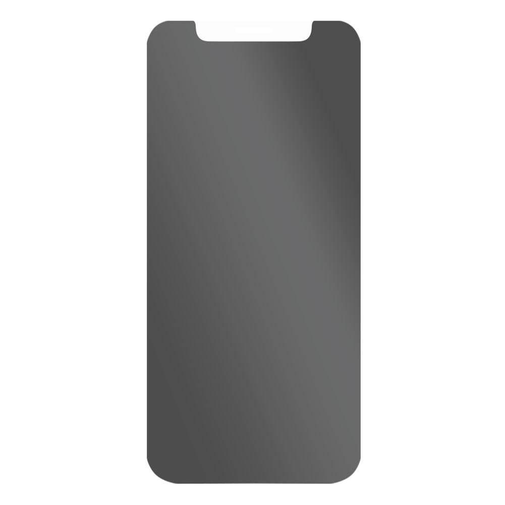 Untuk iPhone XR/Iphone XS Max Kekuatan Tinggi 2.5D Anti Mengintip Telepon Seluler Tangguh Lapisan Film Kaca Spesifikasi: iPhone XS Max (6.5 Inci)