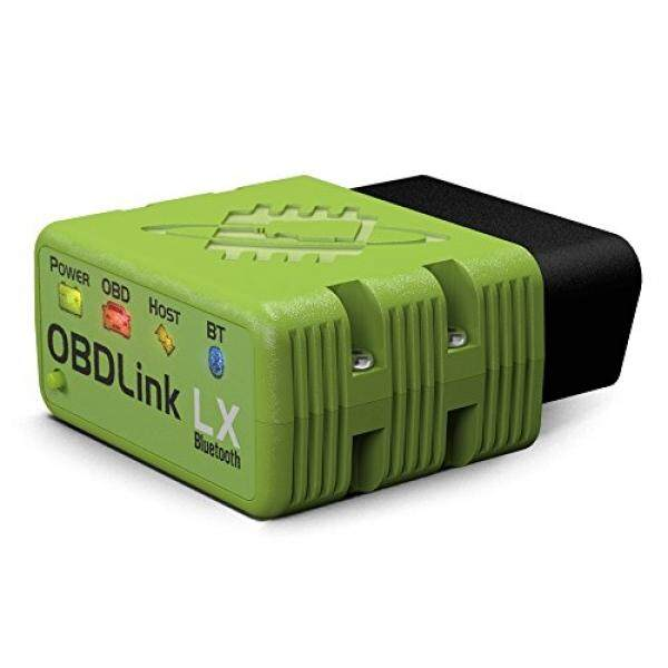ScanTool 427201 OBDLink LX Bluetooth: Professional OBD-II Scan Tool for Android & Windows - intl