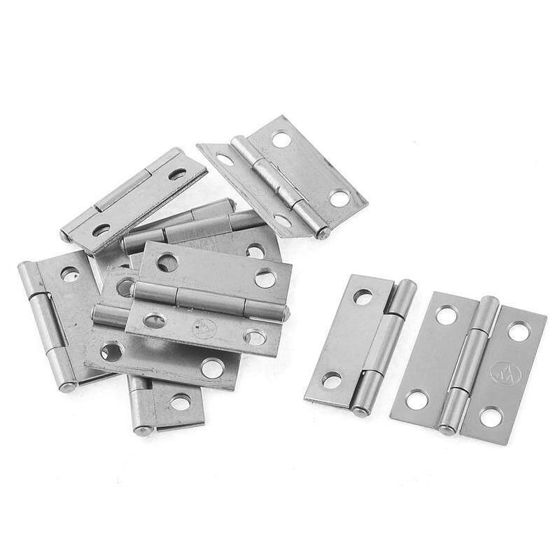 Rectangle Folding Closet Cabinet Door Hinge Hardware 1.5 10 Pcs - intl Philippines