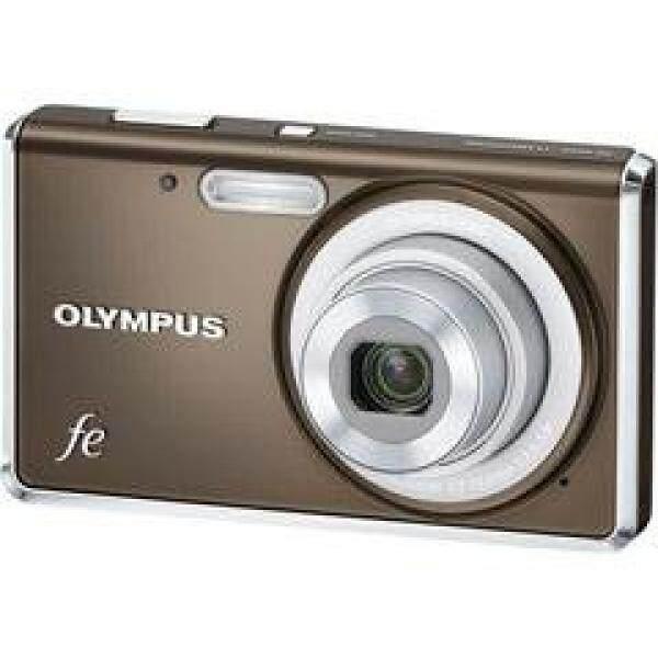 Olympus FE-4020 Kamera Digital, 14MP, 4X Lebar