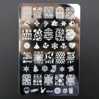 Price Checker Simida Manikur Template Cetakan Cat Kuku Cat Gambar Stamp Piring Alat 3 Gaya pencari harga - Hanya Rp70.965