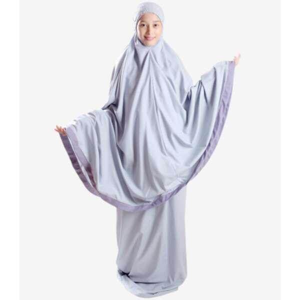 TELEKUNG LACE Muslima Solat set, TELEKUNG ARAFAH LACE, Solat Set for Women and Kids