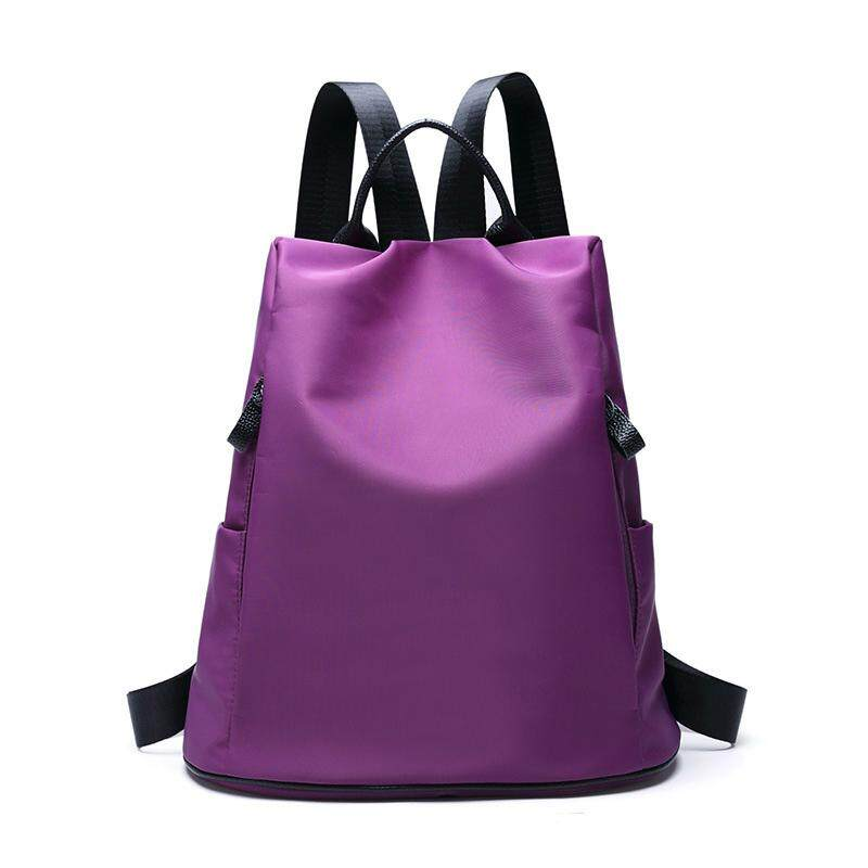 2018 New Casual Waterproof Nylon Oxford Cloth Women Backpacks Ladies Party Shoulder Bags Fashion Boys Girls