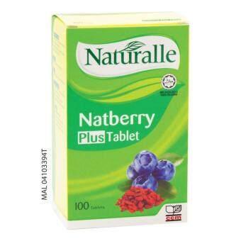 NATURALLE Natberry Plus Tablet 100's