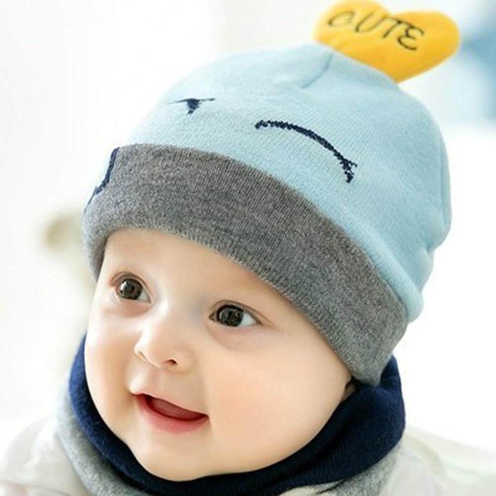 Rp 58.000. Tideshop Bayi Anak Baru Lahir Anak Laki-laki Anak Perempuan Topi  Kartun Musim Dingin Hangat Kupluk Renda ... eeed8f6af1