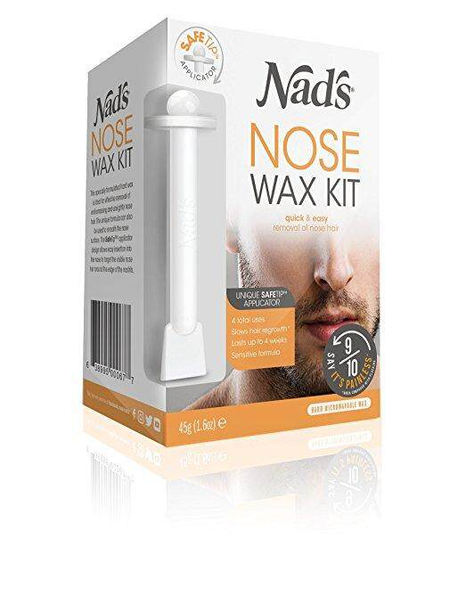NAD's Nose Wax for Men & Women 1.6 oz