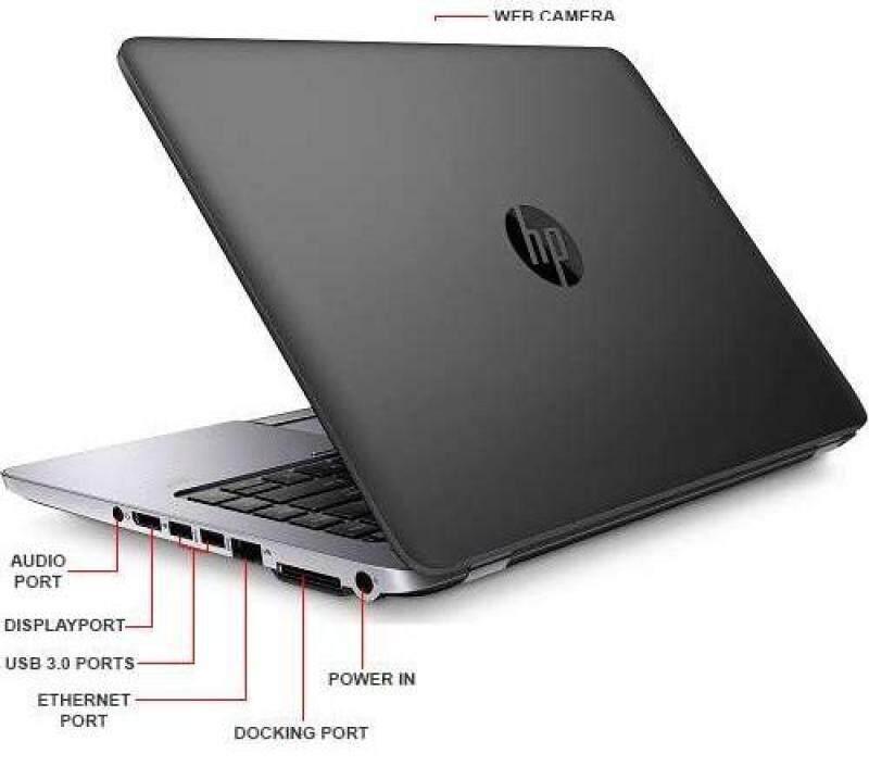 HP Elitebook 840 G1 / CORE i7-4600U CPU / 4GB RAM / 500GB HARD DISK STORAGE Malaysia