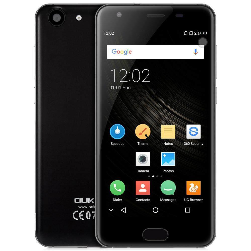 OUKITEL K4000 Plus 4G Smartphone 5.0 inch Android 6.0 MTK6737 Quad Core 1.3GHz 2GB RAM 16GB ROM Front Touch Sensor 4100mAh Battery-EU PLUG