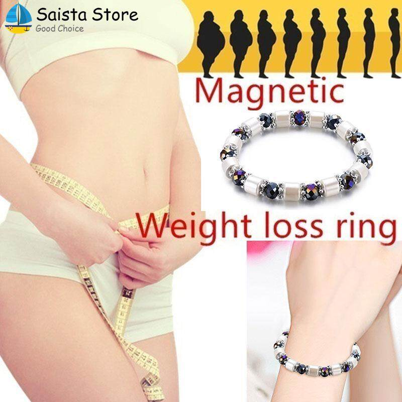 Magnetic Beaded Bracelet Weight Loss Bracelet Elegant Multicolor Bio Magnetic By Saista Store.