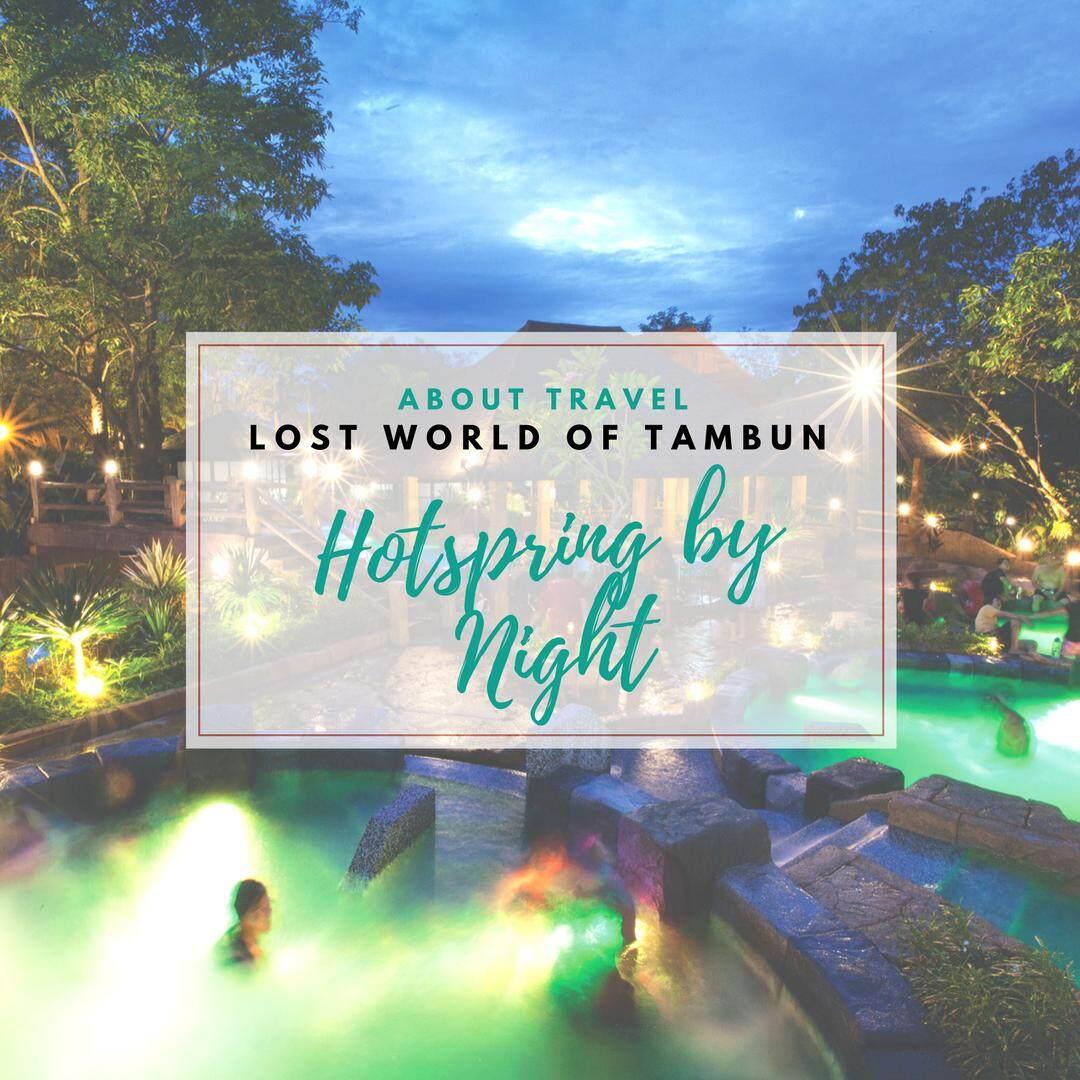 Ipoh : Lost World of Tambun Hot Spring Night Park - Child