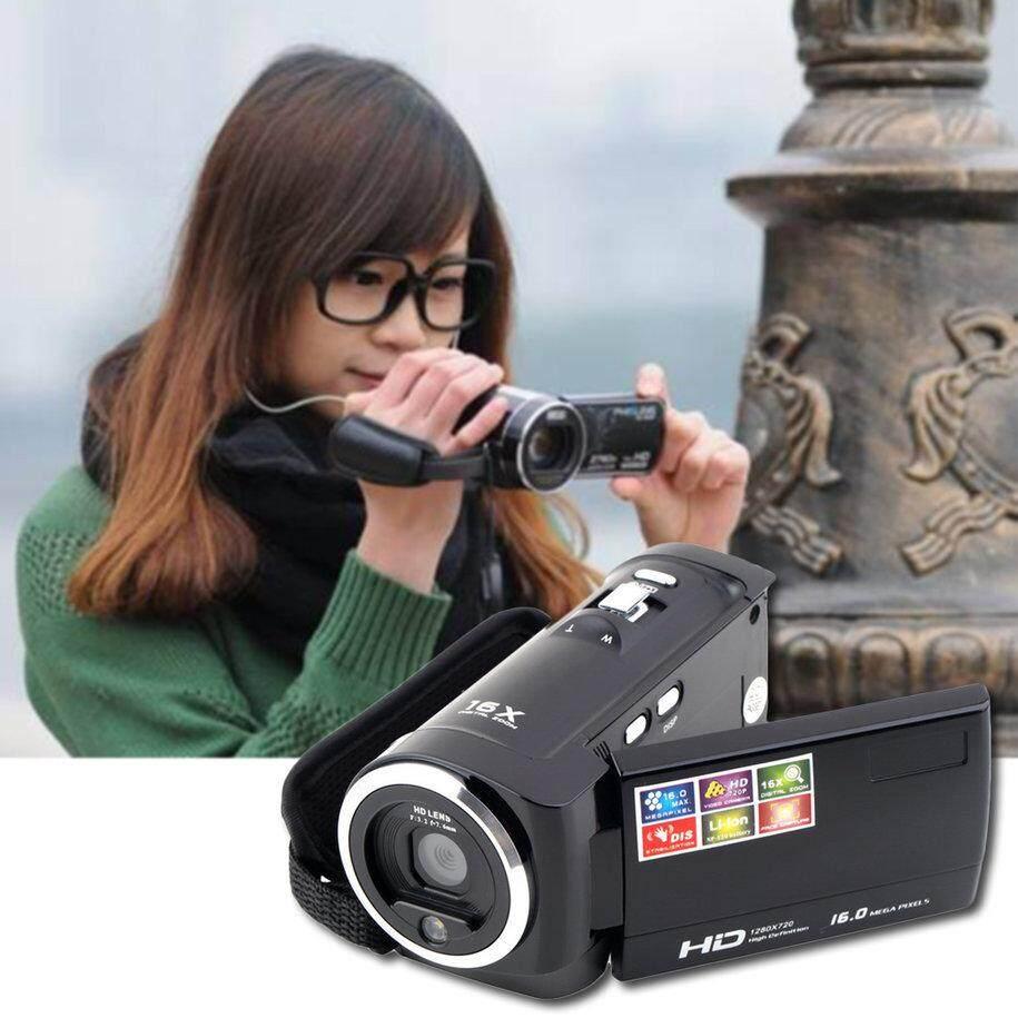 CFB 720P 16MP Digital Video Camcorder Camera DV DVR 2.7 TFT LCD 16x ZOOM UK Plug Nhật Bản