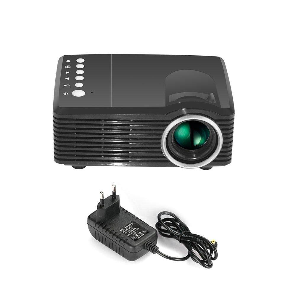 Hình ảnh SD30 LED Projector Mini Projector Portable 1000LM 4: 3/16: 9 Courtyard Office