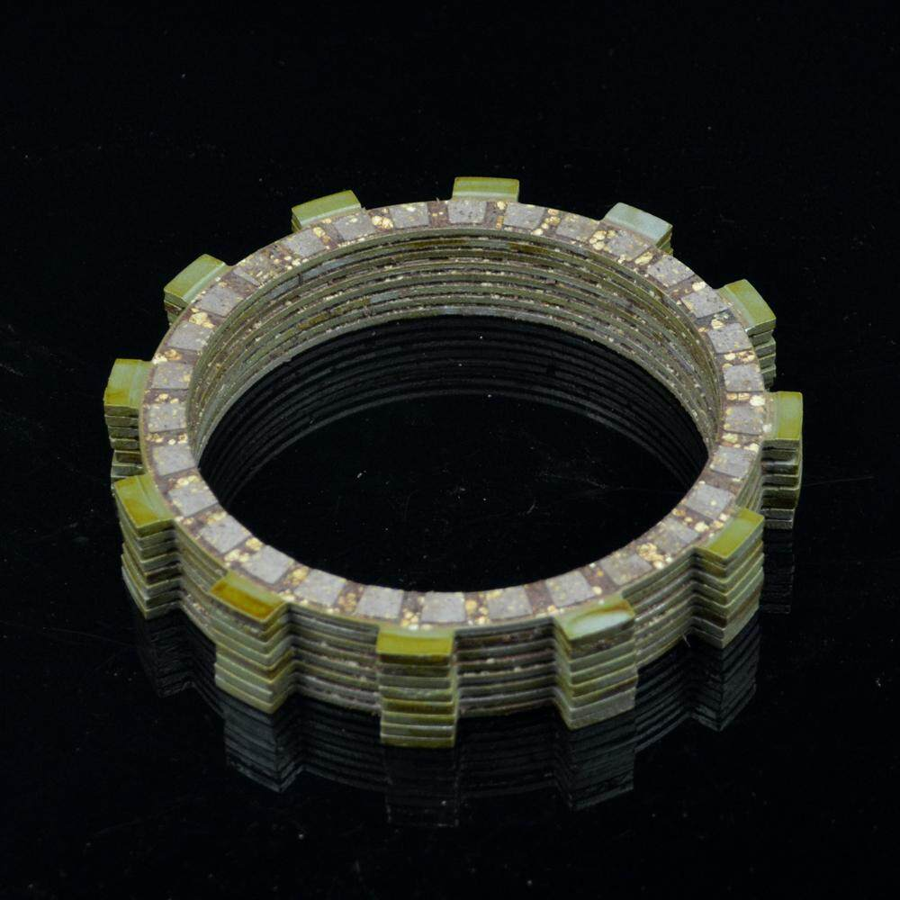 Motorcycle Clutch Friction Plates For Yz125 Yz 125 93 94 95 96 97 98 99 00 01 02 03 04 05 06 07 08 09 10 11 12 13 14 15 By Jfg Racing.