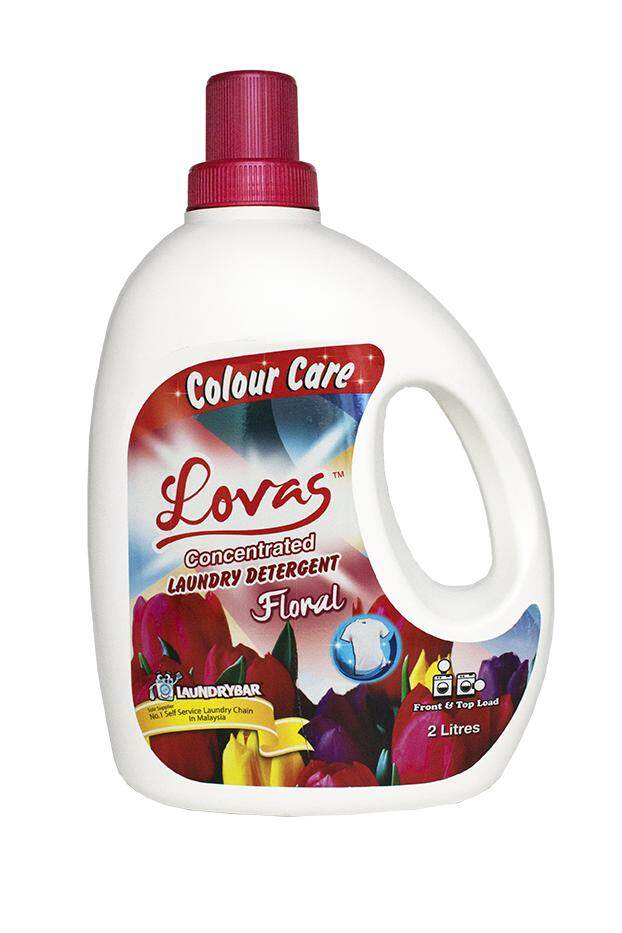 Value Pack - LOVAS Concentrated Laundry Detergent [Floral]