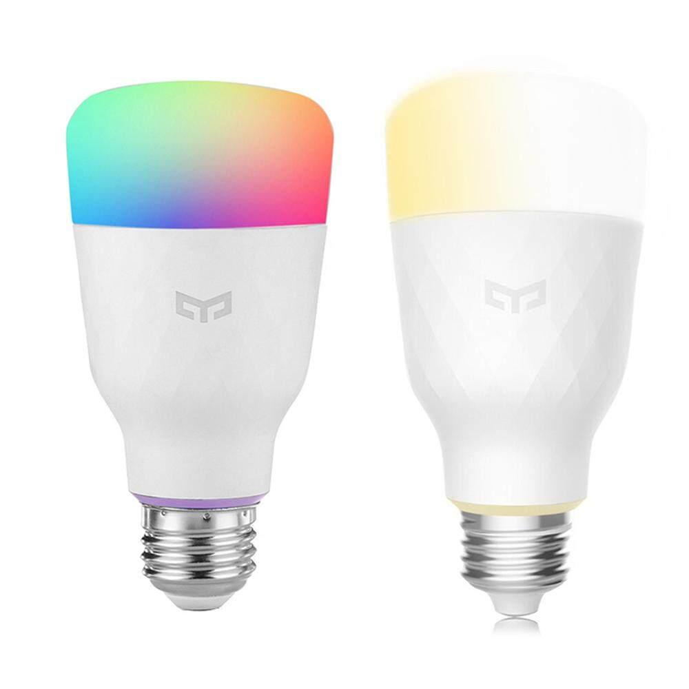 Mua Bóng đèn thông minh Yeelight E27 Không Dây Wifi Điều Khiển Thông Minh Ánh Sáng Đôi-Nhiệt Độ màu/RGB 2 cái