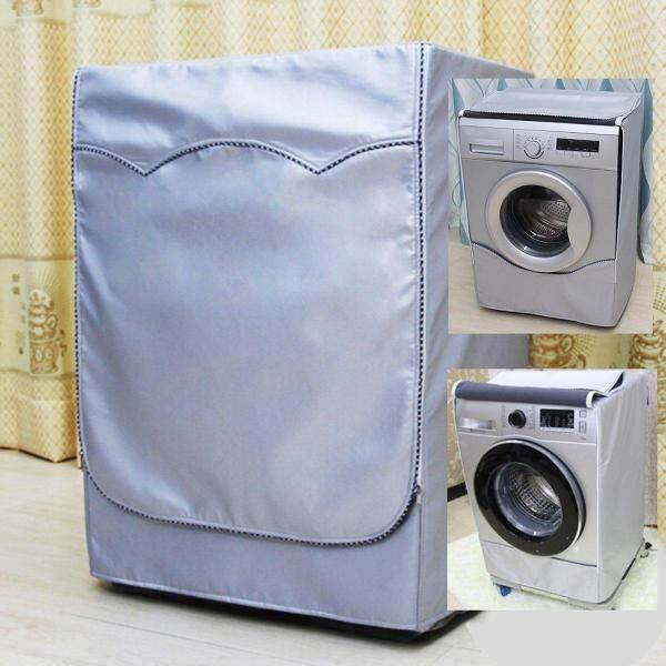 Máy Giặt Chống Nước Nắp Khóa Kéo Bụi Bảo Vệ Chống Nắng Bền # XL
