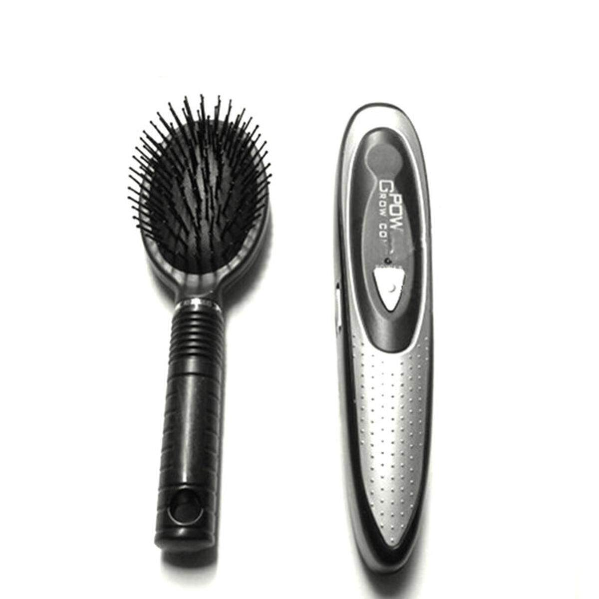 Electric Laser Massage Comb For Hair Growth Regrowth Hair Thickening - intl