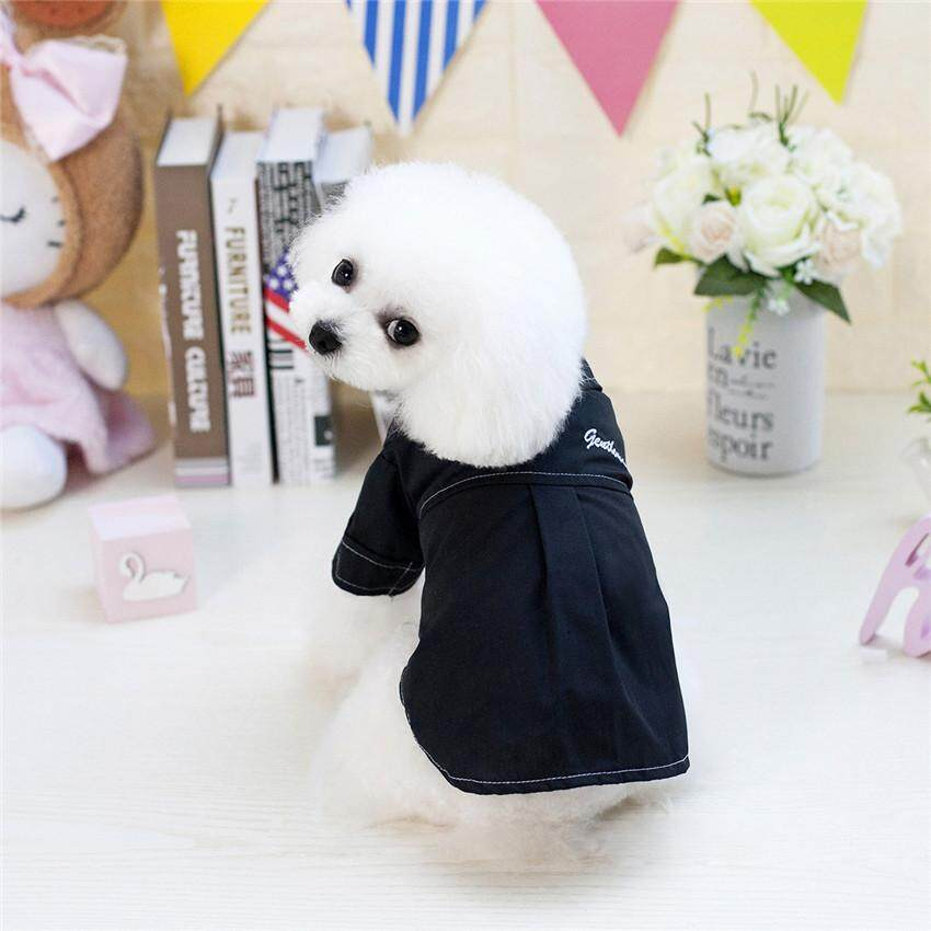 Hình ảnh New Design Dog Clothes for Small Dogs Puppy Vest Dogs Coat Spring Summer Pet Dog Shirt Dress Yorkies Chihuahua Clothing