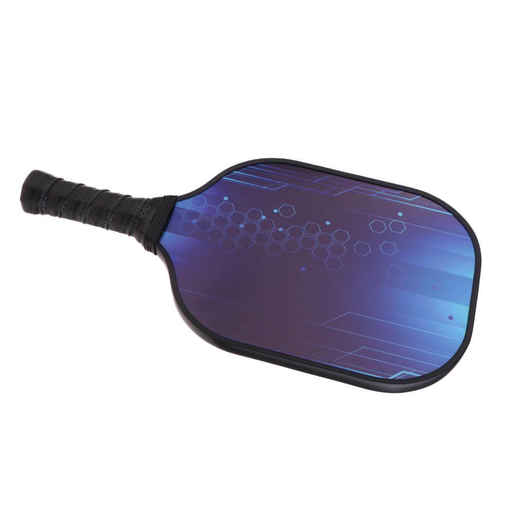 Flameer Carbon Fiber Honeycomb Composite Core Pickleball Paddle Racket Bright Blue By Flameer.