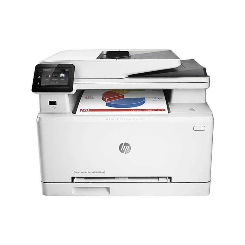 HP Color LaserJet Pro MFP M277dw Printer - (B3Q11A)