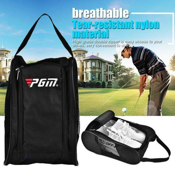 epayst 2Colors Portable Breathable Golf Shoes Bag Case Pocket Pouch Storage Sports Accessory