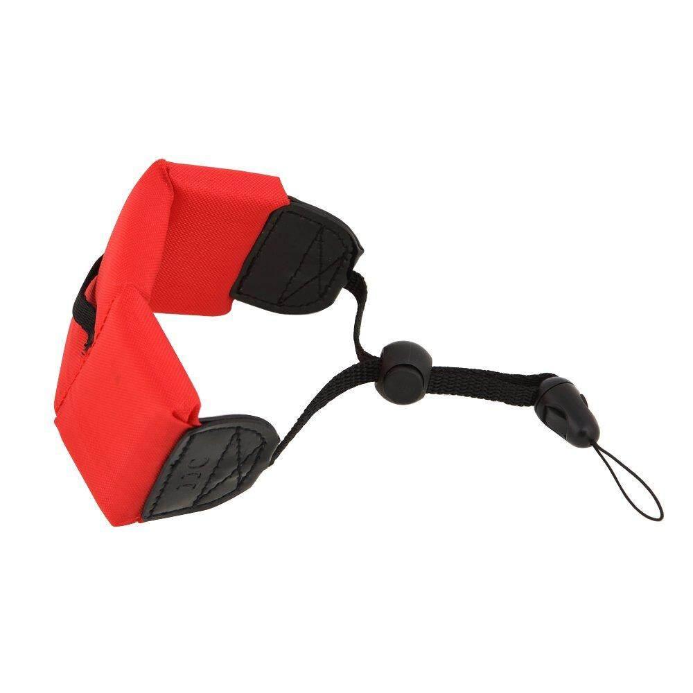 Untuk Pantai, Kolam Renang, Sungai! kamera Digital Tahan Air Cocok untuk Canon D10/Sony TX5 Mengambang Tali/Strap Pergelangan Tangan (Merah)