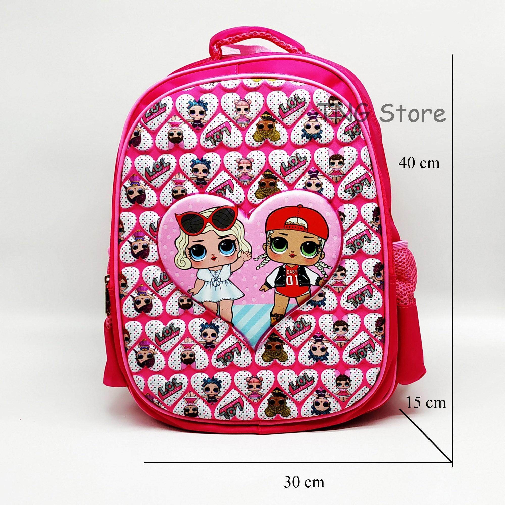 688c62aab0 Tng Store LOL 惊喜 Surprise Backpack School Bag Ready Stock Singapore