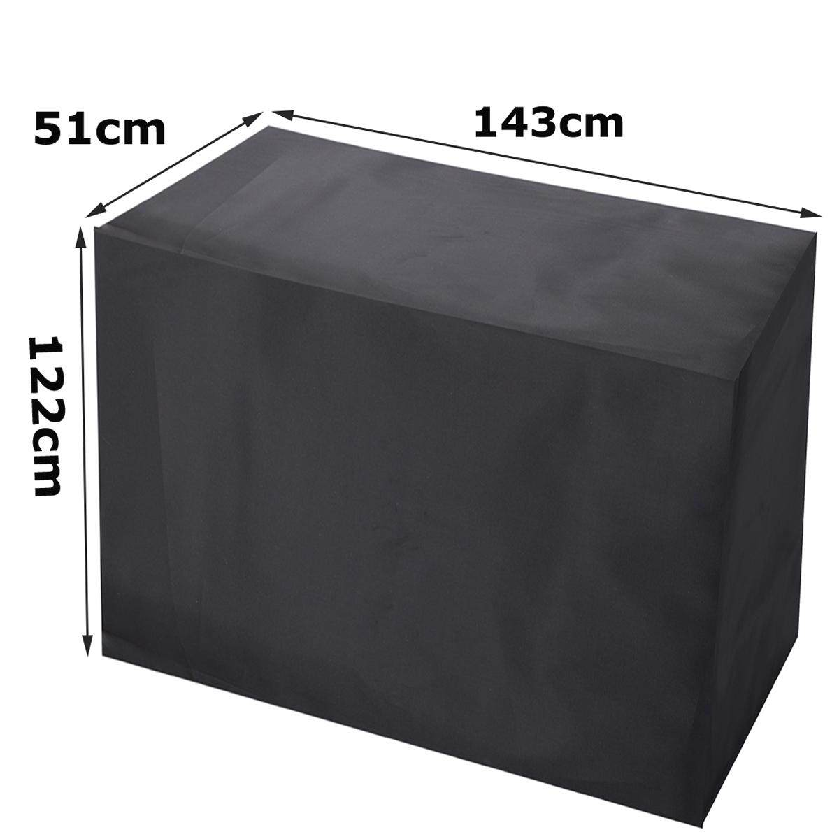 BBQ Cover Outdoor Waterproof Barbecue Garden Patio Grill Protector Anti Dust