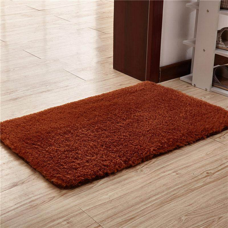 Faux Carpet Bulu Shaggy Anti-skid Carpets Rugs Floor Mat/Cover