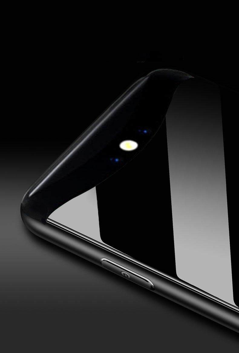 Features Tempered Glass Tpu Backcover Phone Case With Oppo Find 5 Mini Putih For X