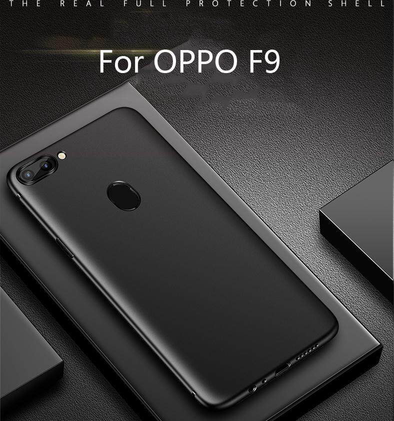 Soft TPU Matte Silicone Untra Thin Slim Protect Phone Case Phone Shell For OPPO F9