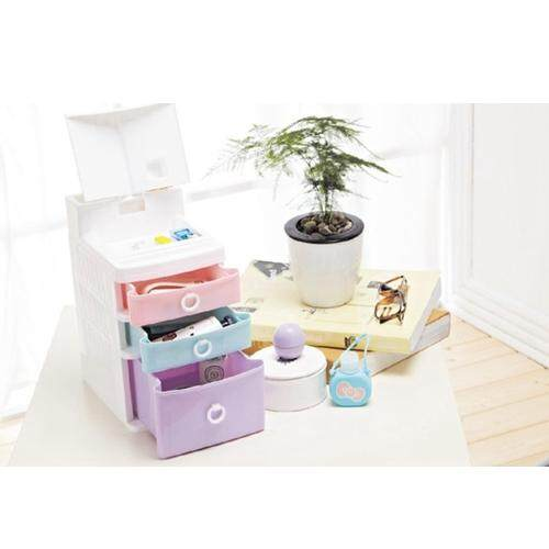 Multipurpose Household Storage Case Container Shelf Box