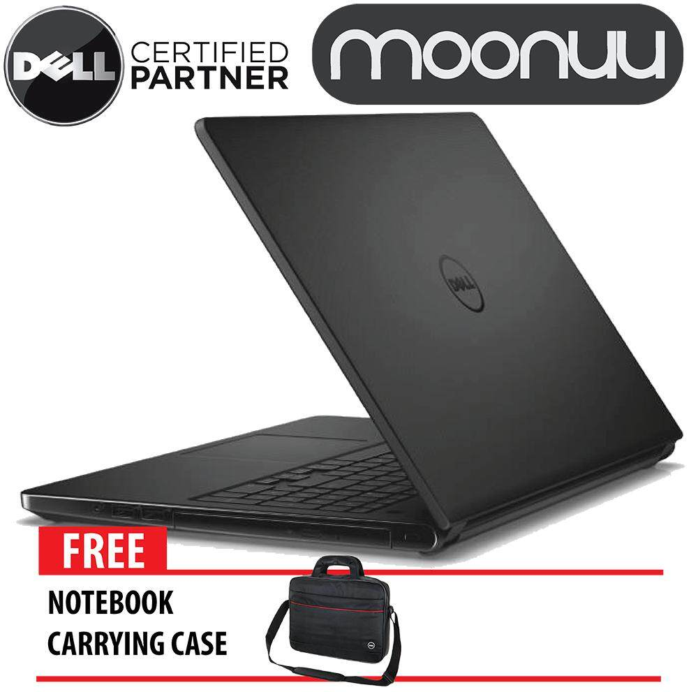 Dell Inspiron 14 Laptop 3462-3545SG Notebook - Black (Celeron N3360 / 4GB DDR4 2400Mhz / 500GB / 14inch / Intel HD) Malaysia