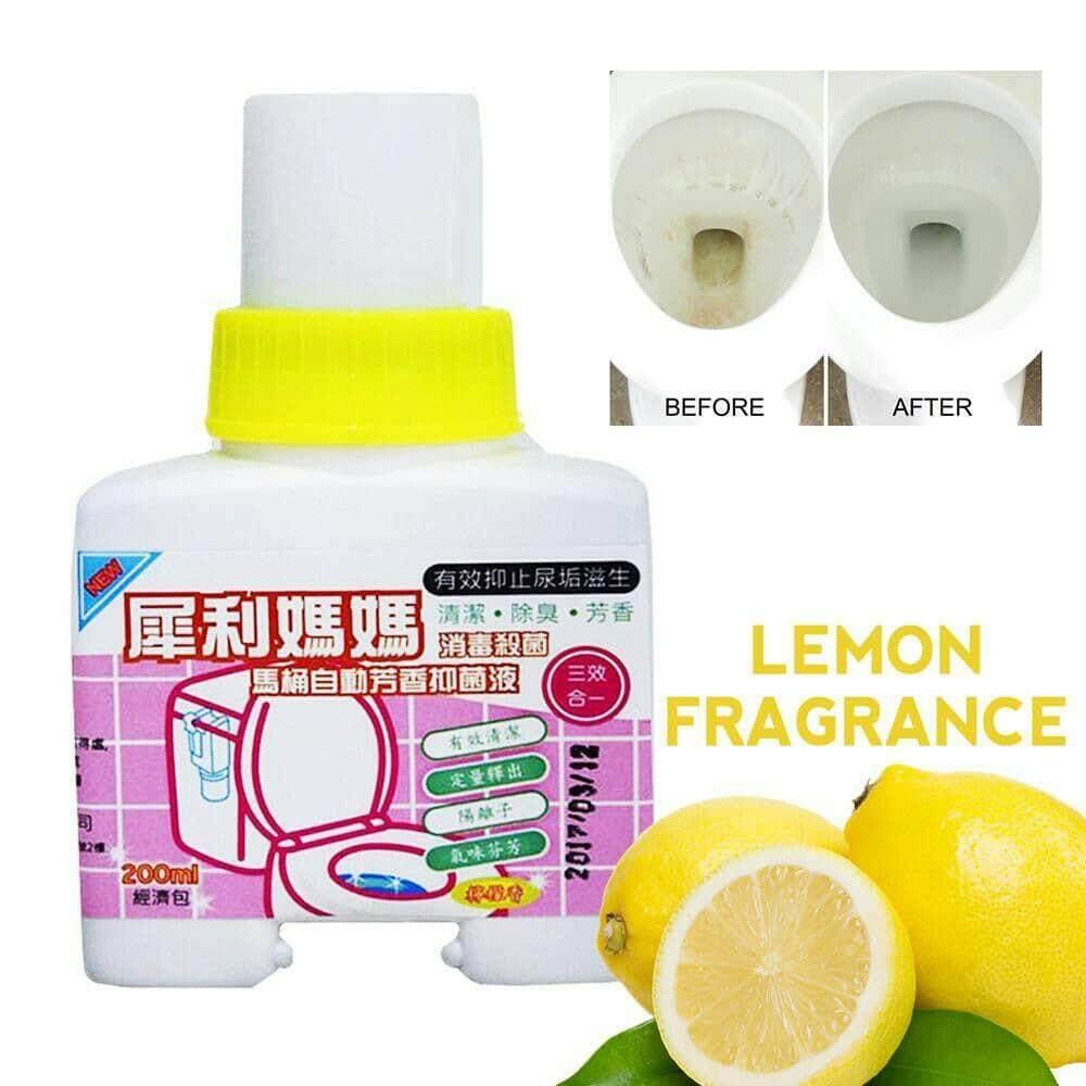 Sharp Flush Detergent Toilet Cleaner 犀利妈妈冲水宝