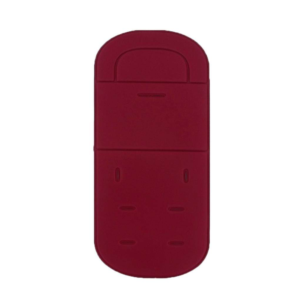 Magideal Universal Stroller Pram Pushchair Car Seat Liner Cushion Pad Mat For Kids Red By Magideal